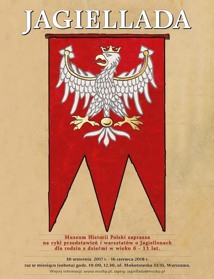 """""""Jagiellada"""" w Muzeum Historii Polski w Warszawie (źródło: materiały prasowe organizatora)"""