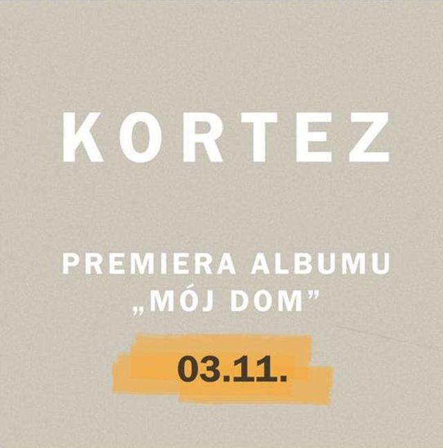 """Kortez, """" Mój dom"""" (źródło: materiały prasowe wydawcy)"""