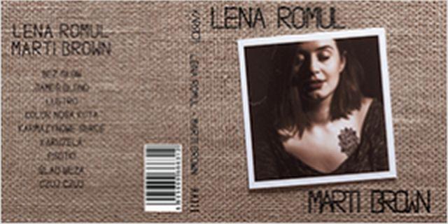 """Lena Romul, """"Marti Brown"""" (źródło: materiały prasowe wydawcy)"""