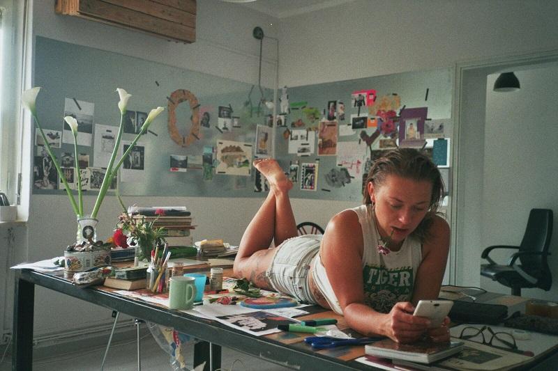 Marta Zdulska, fot. Franscesco Viceconte (źródło: materiały prasowe organizatora)