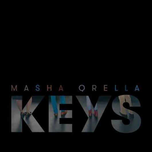 """Masha Qrella, """"Keys"""" (źródło: materiały prasowe wydawcy)"""