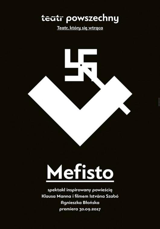 """""""Mefisto"""", reż. Agnieszka Błońska (źródło: materiały prasowe teatru)"""