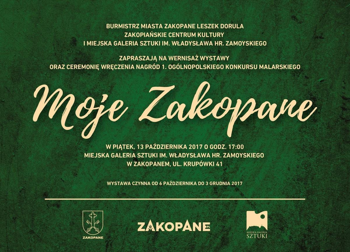 Ogólnopolski konkurs Moje Zakopane (źródło: materiały prasowe organizatora)