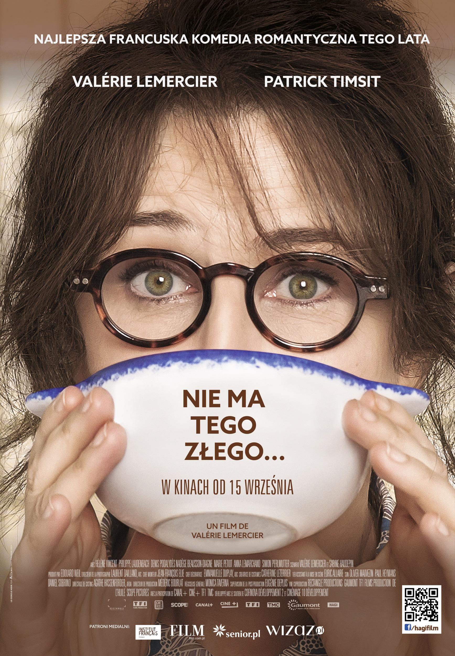 """""""Nie ma tego złego"""", reż. Valérie Lemercier (źródło: materiały prasowe organizatora)"""