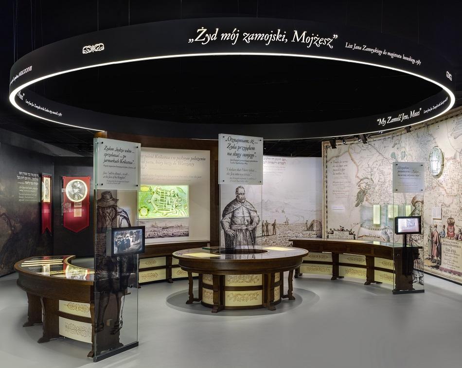 Muzeum Historii Żydów Polskich POLIN w Warszawie, Galeria Paradisus Iudaeorum, fot. M. Starowieyska, D. Golik (źródło: materiały prasowe organizatora)