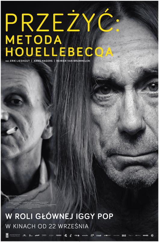 """""""Przeżyć: metoda Houellebecqa"""", reż. Lieshout, Arno Hagers, Reinier van Brummelen (źródło: materiały prasowe dystrybutora)"""