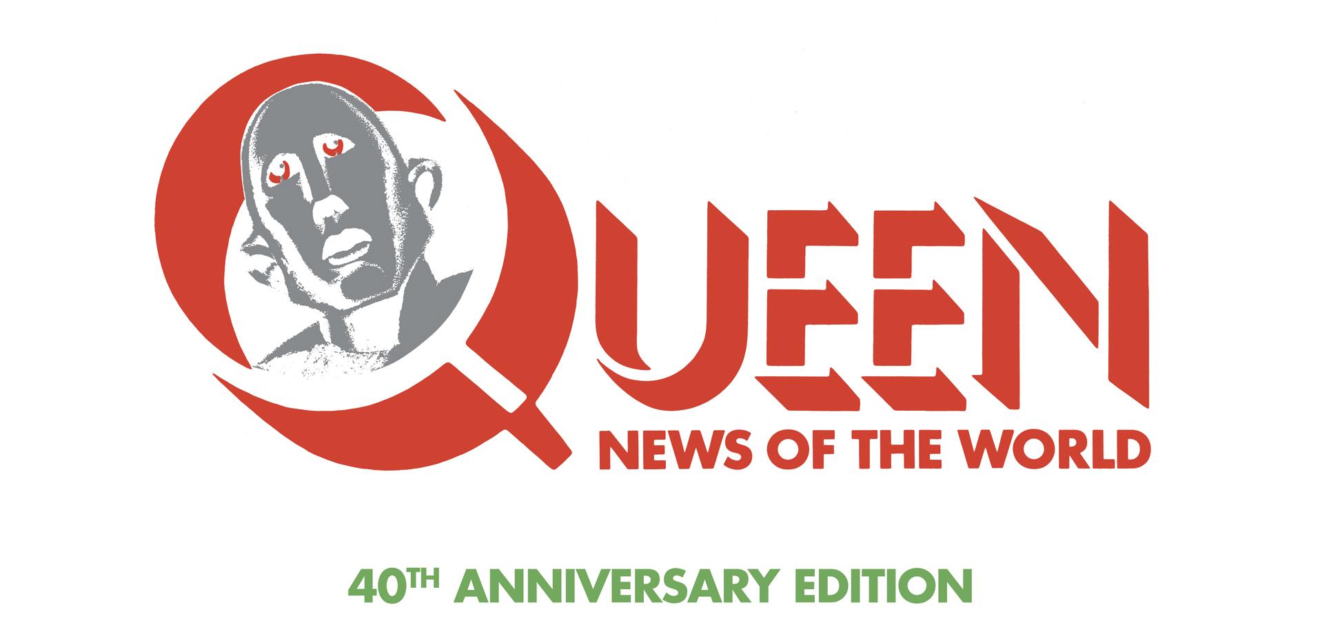 """Queen, """"News of the World"""" (źródło: materiał prasowe wydawcy)"""