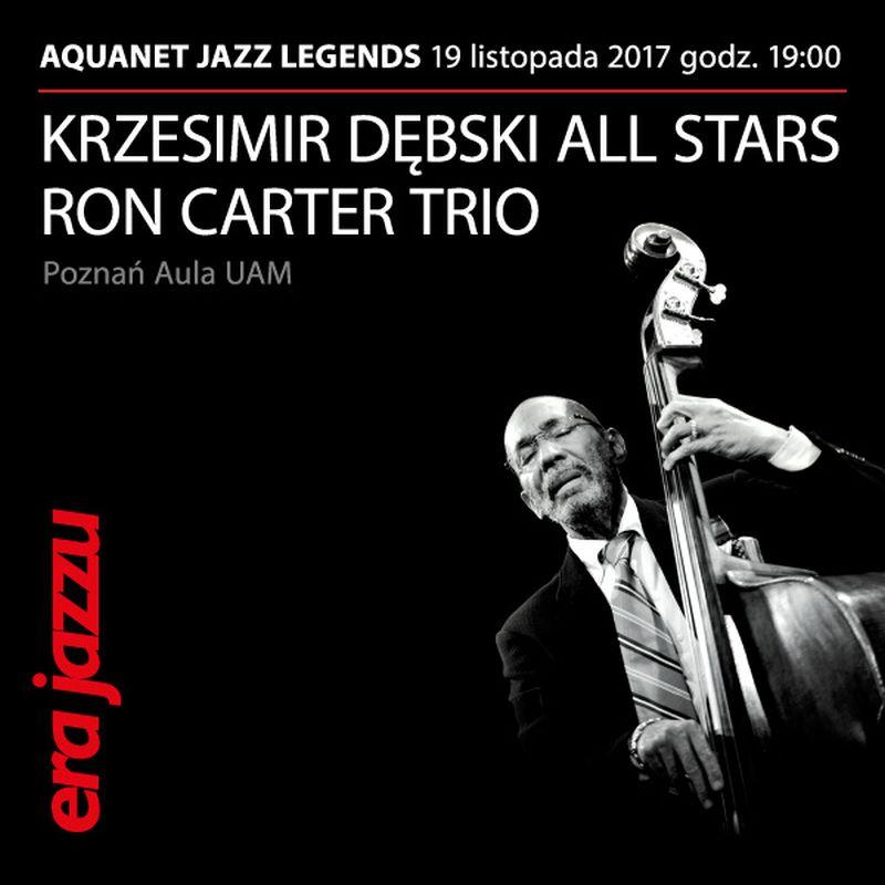 Ron Carter, Festiwal Era Jazzu (źródło: materiały prasowe organizatora)