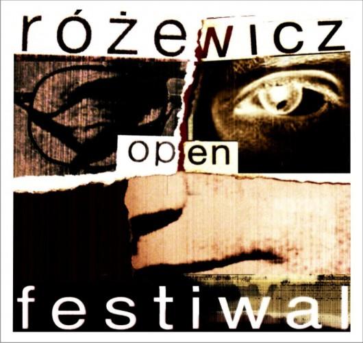 Różewicz Open Festival 2017 – logotyp (źródło: materiały prasowe organizatora)