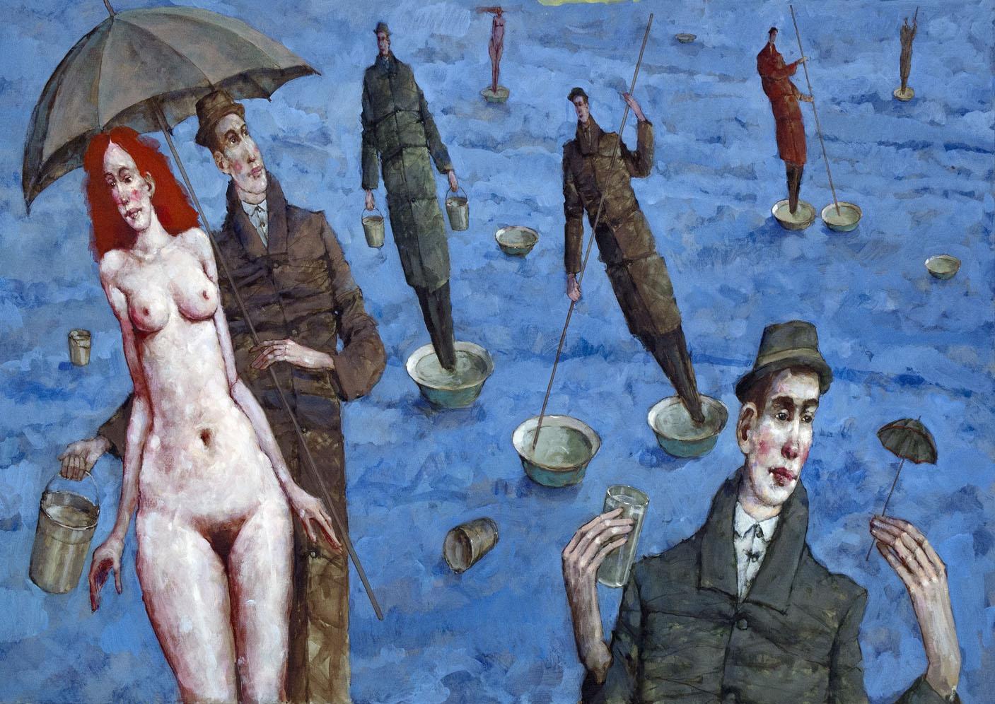 """Waldemar J. Marszałek, """"Przypadki wodne"""", 2012 (źródło: materiały prasowe organizatora)"""