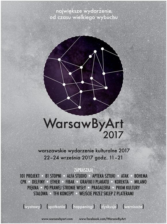 Warsaw by Art (źródło: materiały prasowe organizatora)