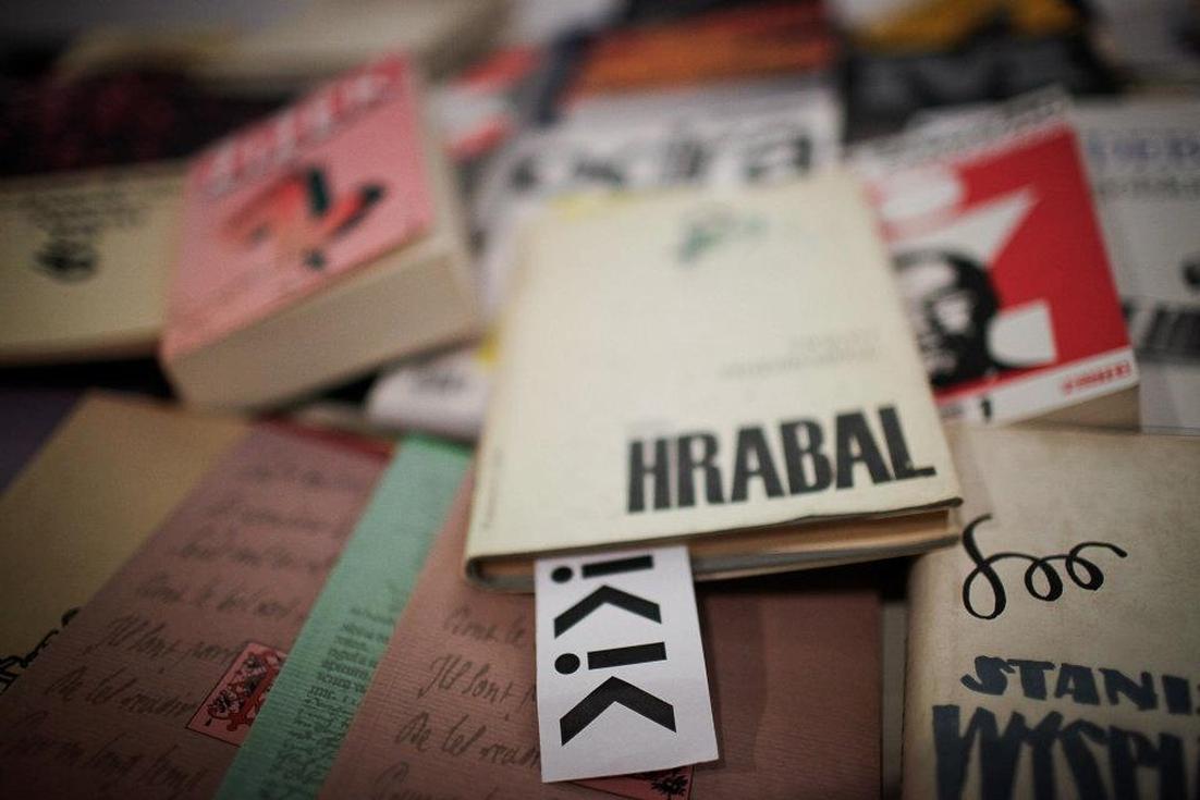 Kordegarda, Wymienialnia książek (źródło: materiały prasowe organizatora)