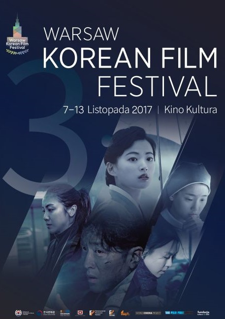 3. Warsaw Korean Film Festival (źródło: materiały prasowe organizatora)