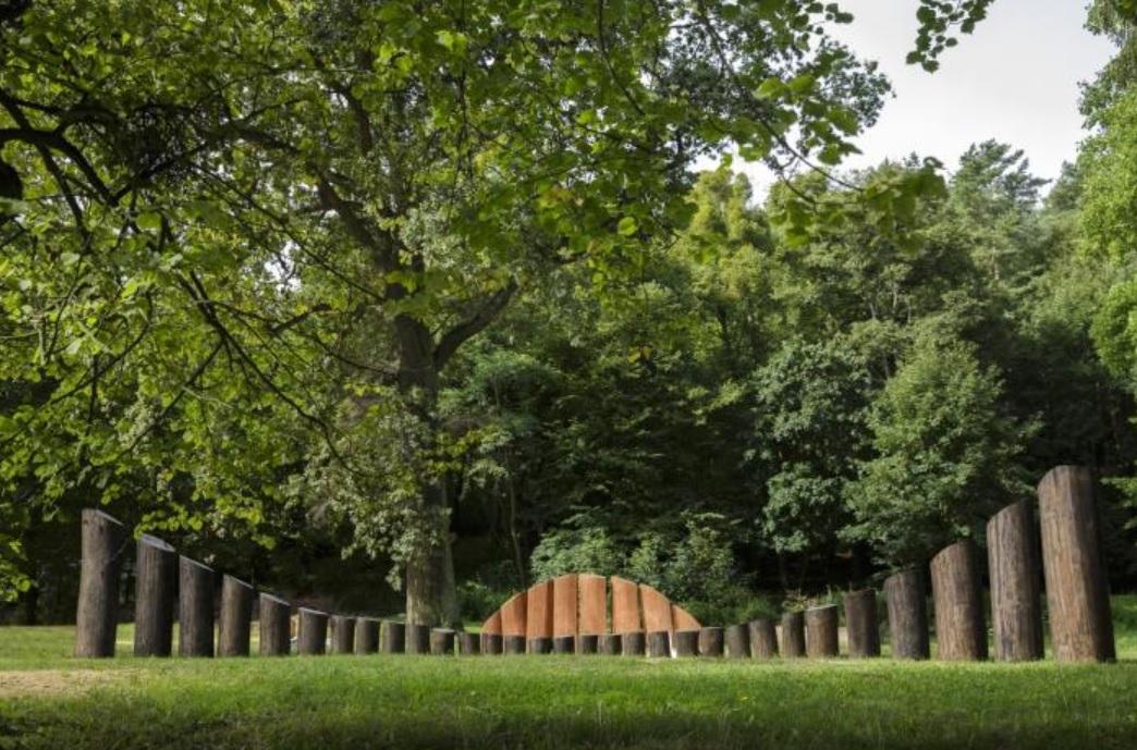 5. Międzynarodowy Plener Rzeźby z Drewna (źródło: materiały prasowe organizatora)