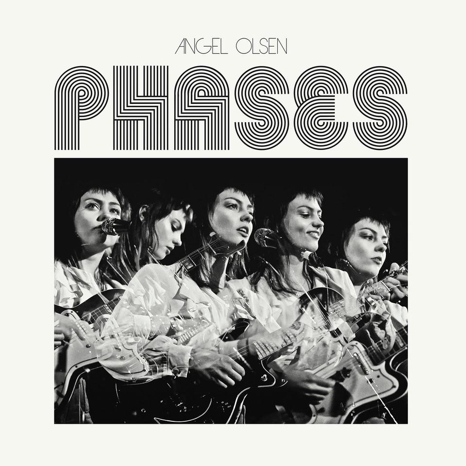 """Angel Olsen, """"Phases"""" (źródło: materiały prasowe dystrybutora)"""