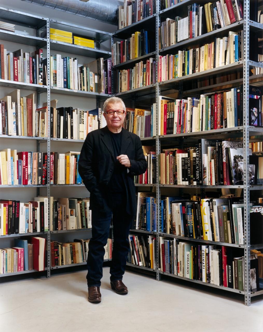 Daniel Libeskind (źródło: materiały prasowe organizatorów)
