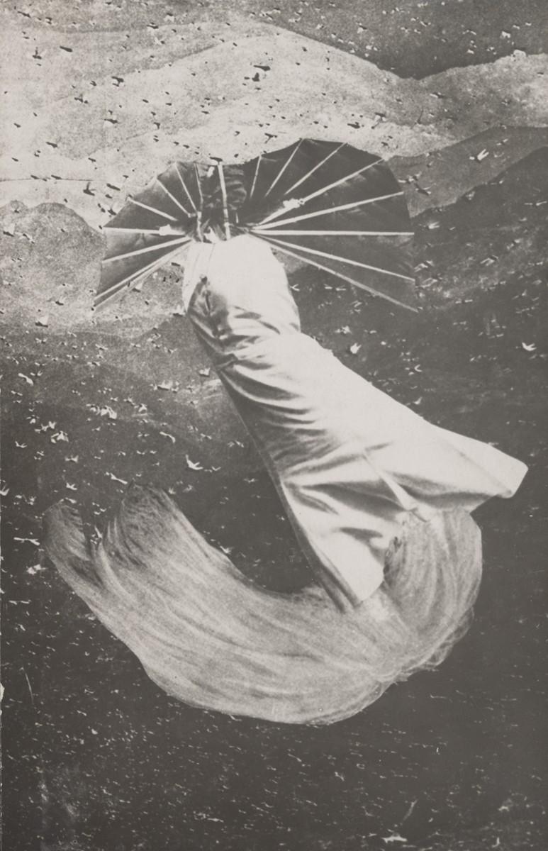 Aleksander Krzywobłocki, Fotomontaż 1930-32, fotografia czarno-biała, 1930-1932 r., kolekcja Muzeum Sztuki w Łodzi (źródło: materiały prasowe organizatora)