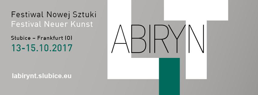 Festiwal Nowej Sztuki lAbirynT (źródło: materiały prasowe organizatora)