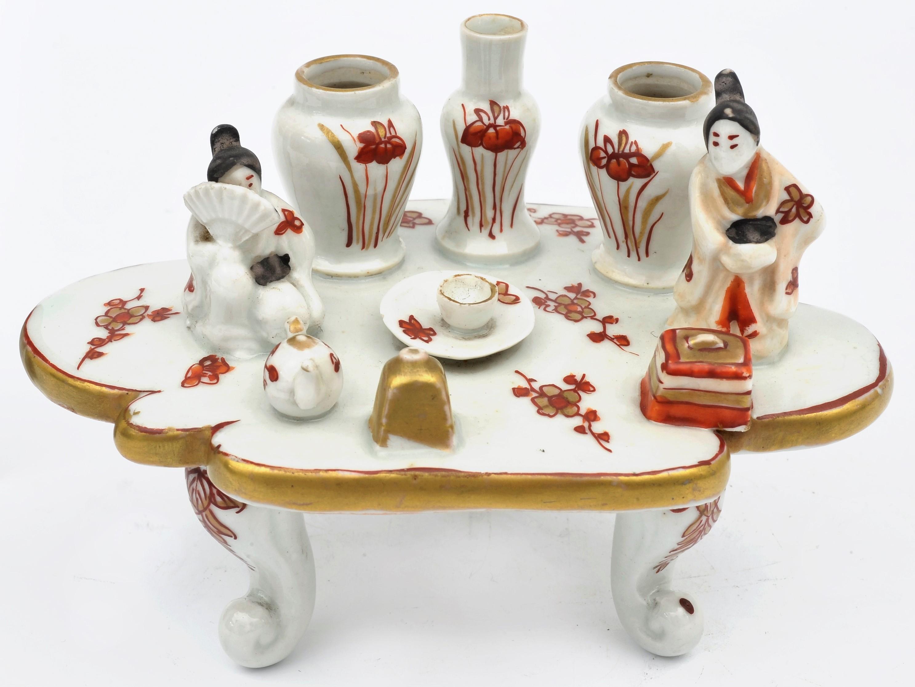 Naczynia do parzenia herbaty (źródło: materiały prasowe organizatora)