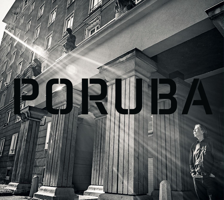 """Jaromir Nohavica, """"Poruba"""" (źódło: materiały prasowe wydawcy)"""