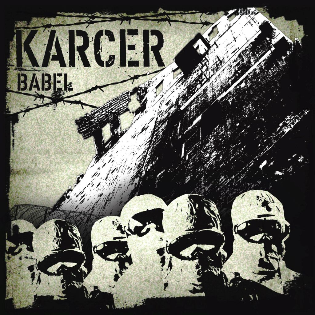 """Karcer, """"Babel"""" (źródło: materiały prasowe wydawcy)"""