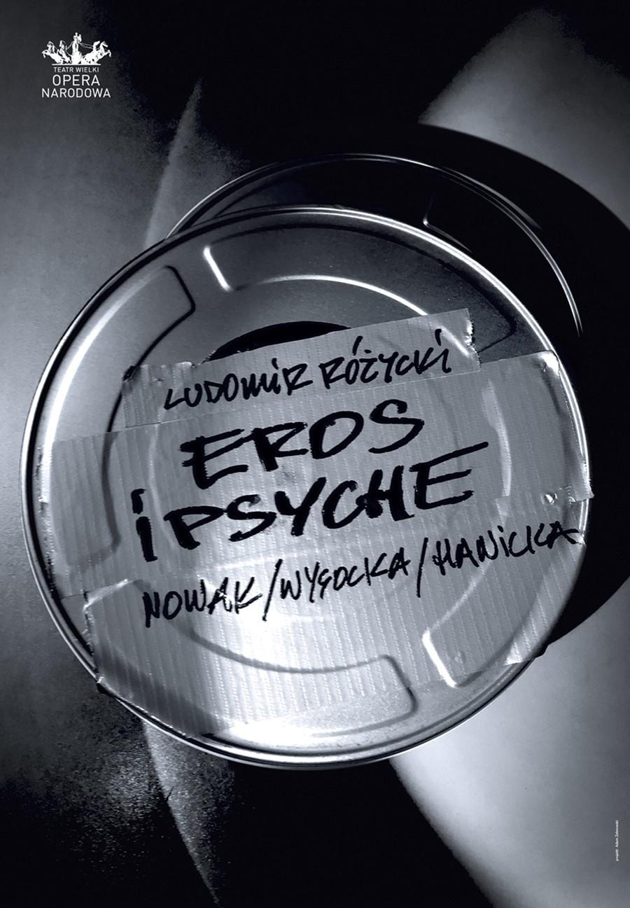 """Ludomir Różycki, """"Eros i Psyche"""" (źródło: materiały prasowe teatru)"""