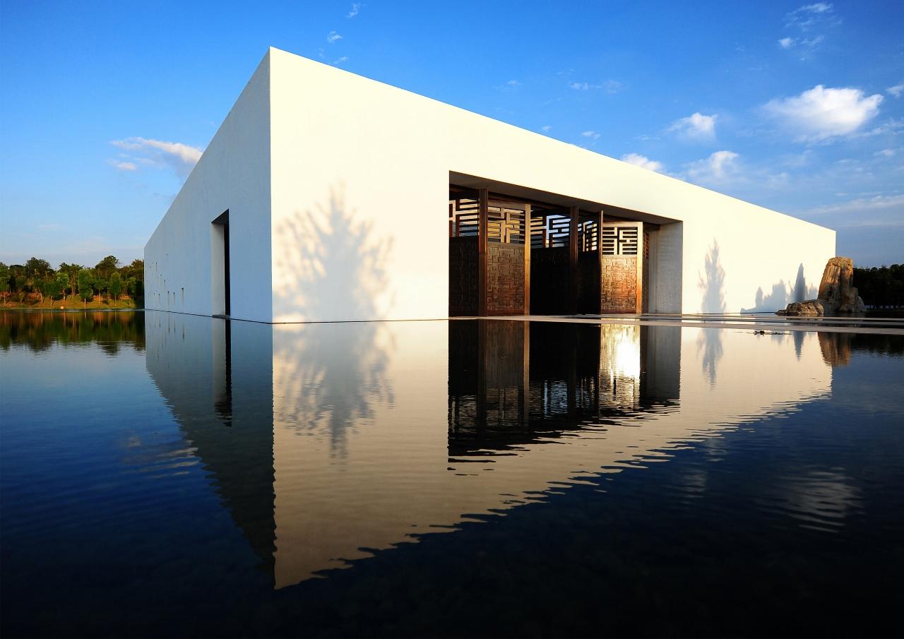 Projekt: Zhu'an Residence, Studio: Zhaoyang Architects (źródło: materiały prasowe organizatora)