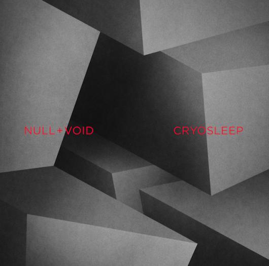 """Null + Void, """"Cryosleep"""" (źródło: materiały prasowe wydawcy)"""