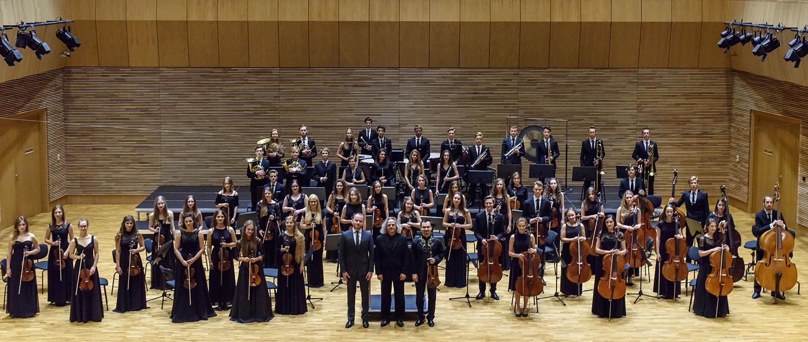Polska Orkiestra Młodzieżowa Lutoslawski Youth Orchestra (źródło: materiały prasowe)