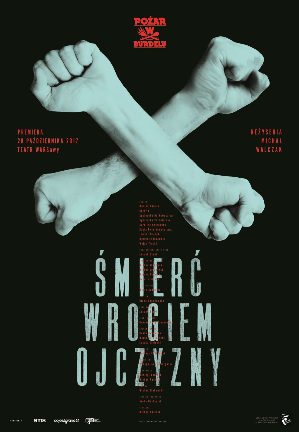 """""""Śmierć wrogiem ojczyzny"""", reż. Michał Walczak (źródło: materiały prasowe)"""