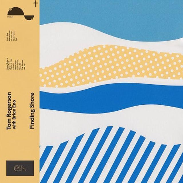 """Tom Rogerson, """"Finding Shore""""(źródło: materiały prasowe)"""