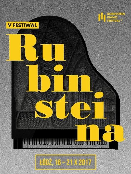 V Rubinstein Piano Festival (źródło: materiały prasowe organizatora)