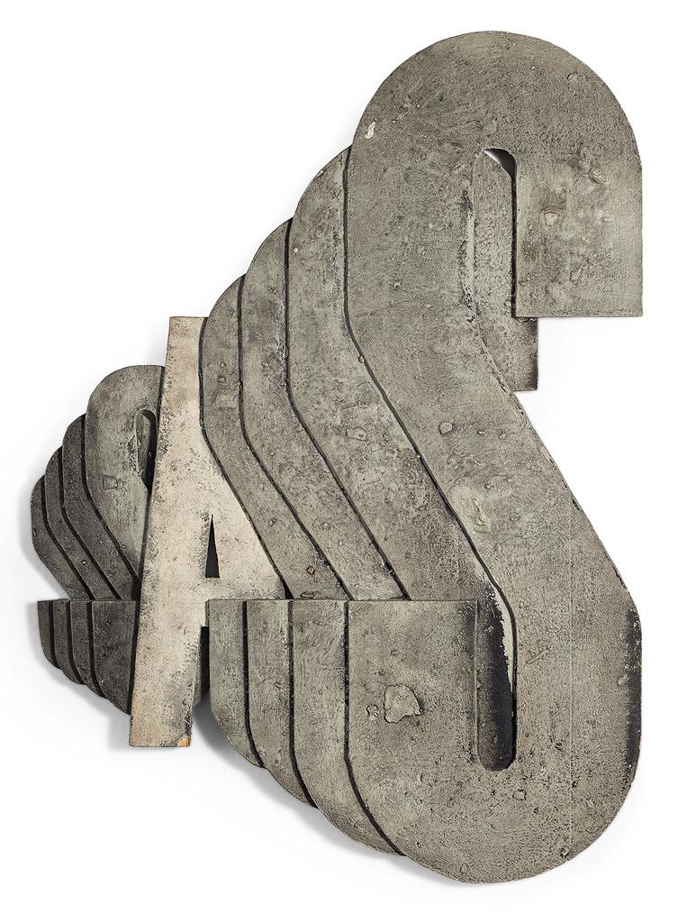 """Zenon Moskwa """"SSSSASSSS"""", pomiędzy 1964–1980, kolaż, 52 × 71 cm, zdjęcie: B. Kubska (źródło: materiały prasowe organizatora)"""