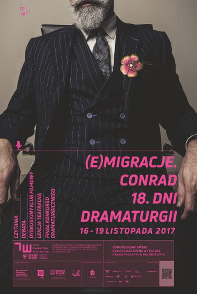 18. Dni dramaturgii – (E)Migracje. Conrad (źródło: materiały prasowe organizatora)