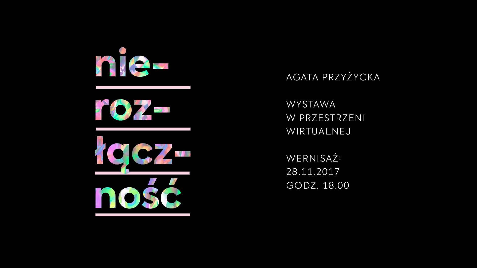 """Agata Przyżycka, """"Nierozłączność"""" (źródło: materiały prasowe organizatora)"""