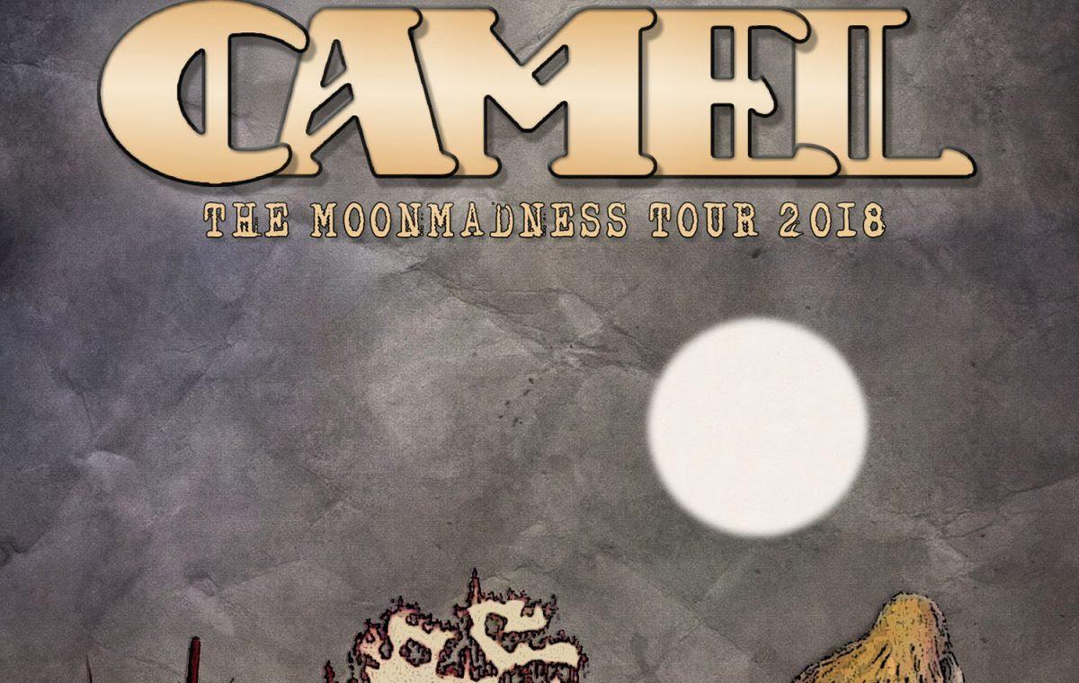 """Camel, """"The Moonmadness Tour 2018"""" (źródło: materiały prasowe)"""
