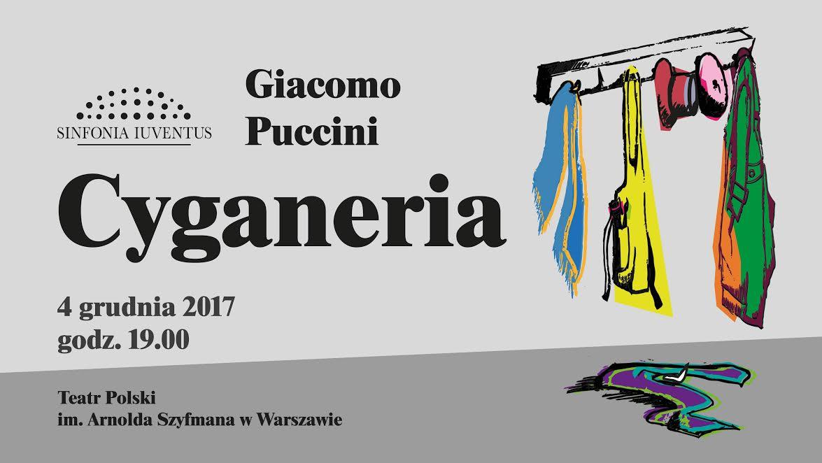 """Cyganeria"" Giacomo Puccini (źródło: materiały prasowe organizatora)"