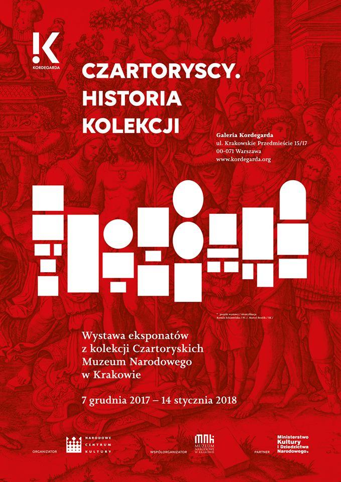 """Wystawa """"Czartoryscy. Historia kolekcji"""" (źródło: materiały prasowe organizatora)"""