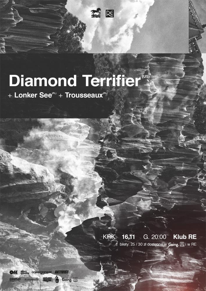 Diamond Terrifier (źródło: materiały prasowe organizatora)