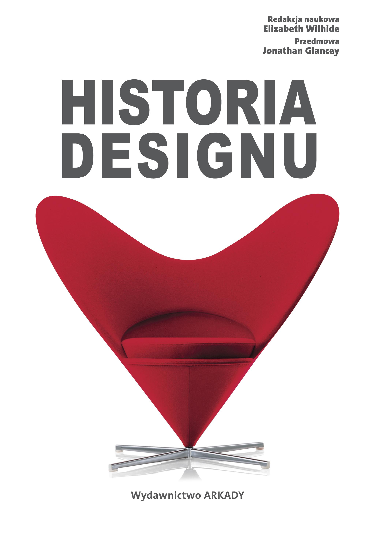 """""""Historia designu"""" – okładka (źródło: materiały prasowe)"""