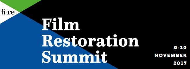 Fi:Re Film Restoration Summit (źródło: materiały organizatora)