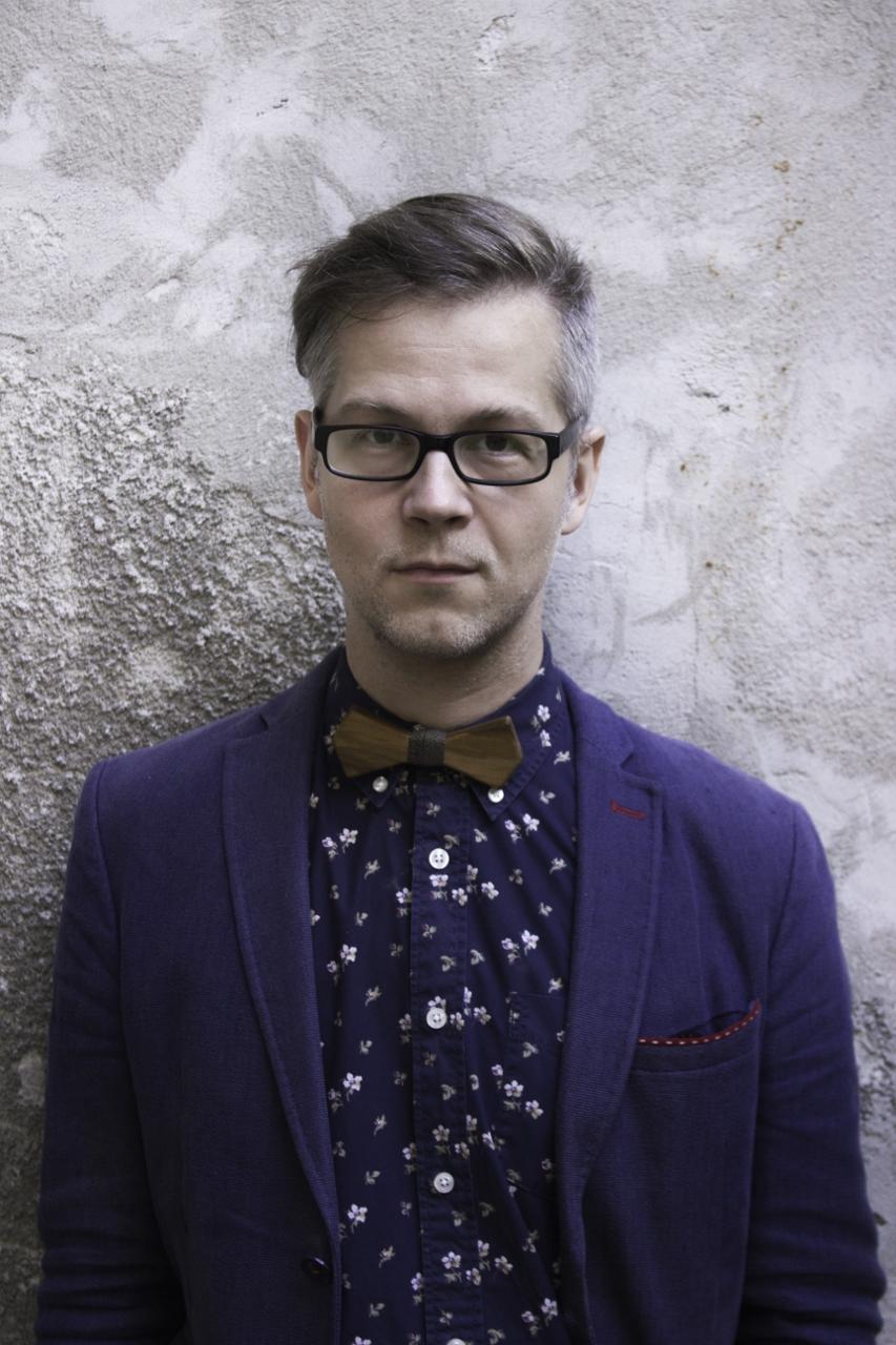 Jacek Dehnel, fot. Cezary Rucki (źródło: materiały prasowe organizatora)