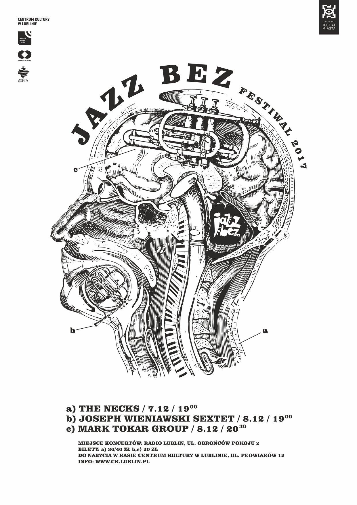 Jazz Bez Festiwal 2017 (źródło: materiały prasowe organizatora)
