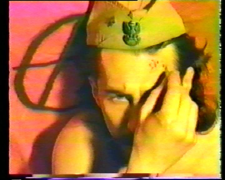 """Jerzy Truszkowski, """"Pożegnanie Europy"""", 1987, video art., 12', kolekcja Centrum Sztuki Współczesnej Znaki Czasu w Toruniu (źródło: materiały prasowe)"""