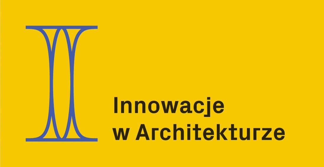 Innowacje w Architekturze – logo (źródło: materiały prasowe organizatora)