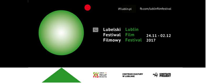 Lubelski Festiwal Filmowy 2017 (źródło: materiały prasowe organizatora)