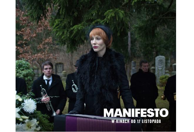 """""""Manifesto"""" Julian Rosefeldt (źródło: materiały prasowe dystrybutora)"""