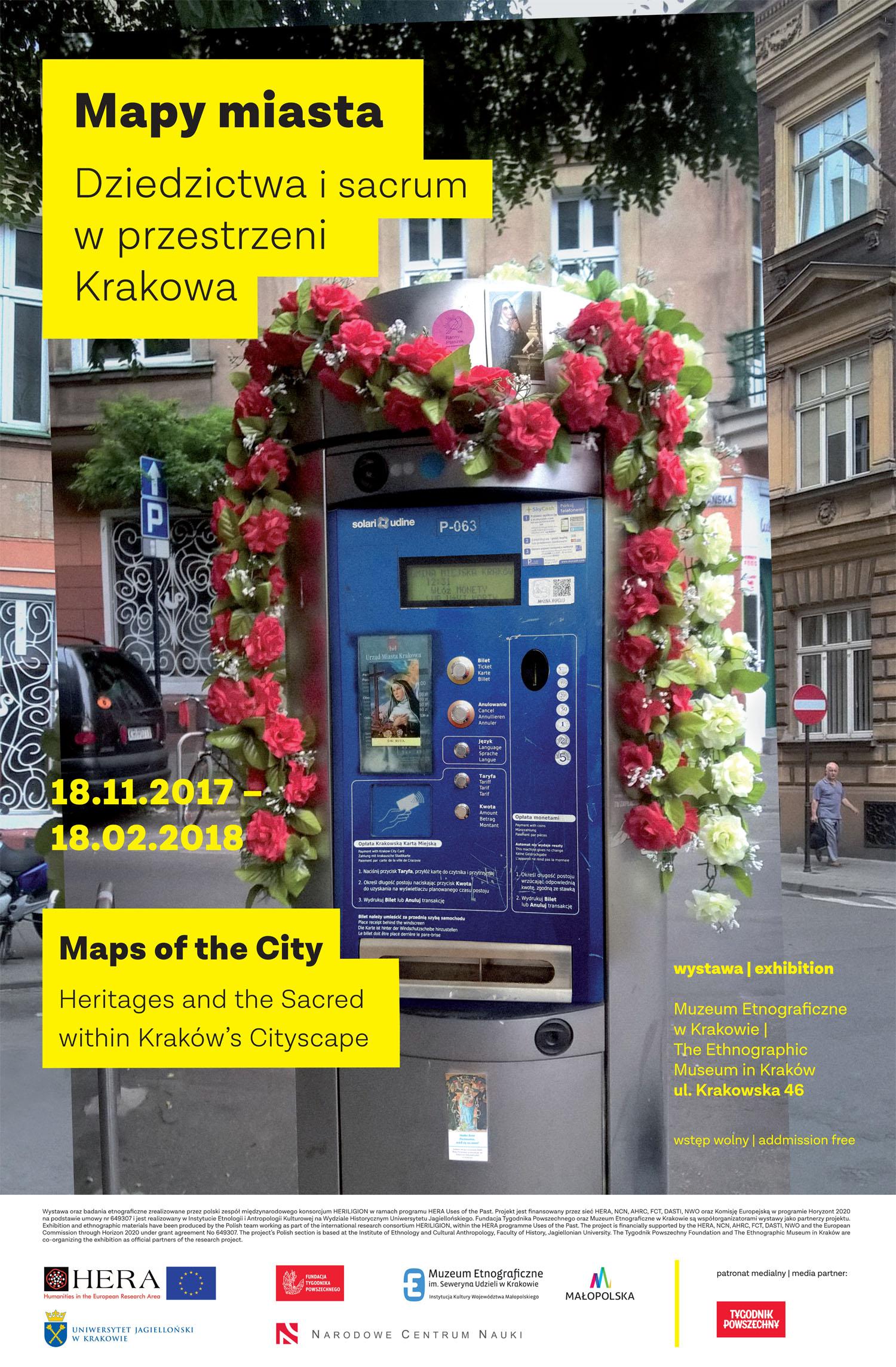 Plakat wystawy (źródło: materiały prasowe organizatora)