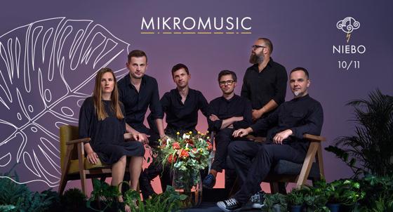 Mikromusic, NIEBO 2017 (źródło: materiały prasowe organizatora)
