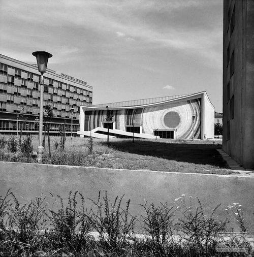 Kino Kijów, l. 60. XX w., fot. H. Hermanowicz (źródło: materiały prasowe)